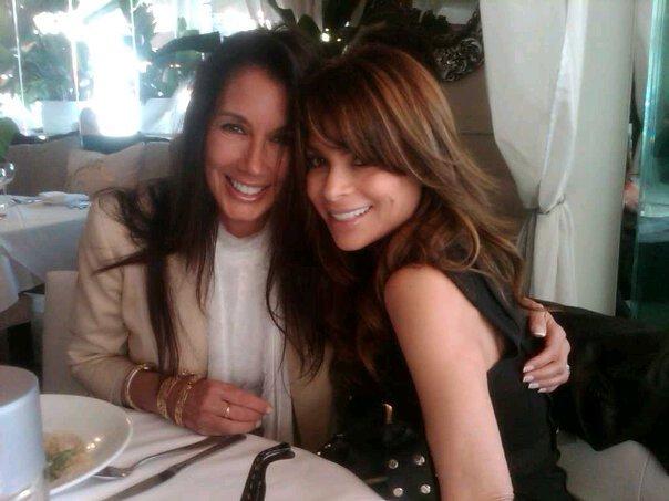 Christina and Paula