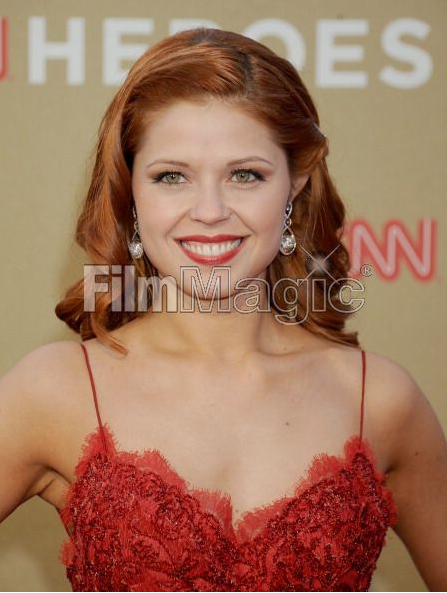 Anna Red Gown 2