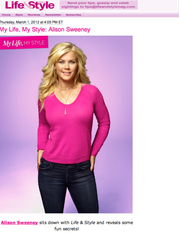 Life&sStylemag _ Christina Makowsky alison sweeney press hit-1